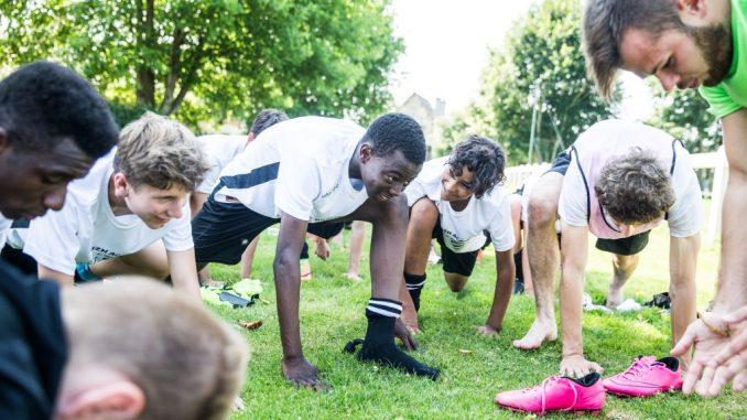 renforcement musculaire football